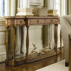 Youu0027ll Love The Caroline Console Table In Drift At Joss U0026 Main   With
