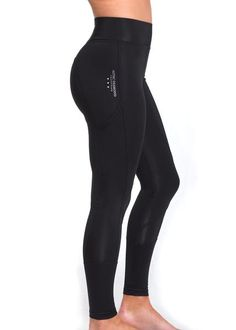 a6b188e0ba40e5 Black SS17 Technical Stretch Leggings – Aztec Diamond Equestrian (UK) Limited  Equestrian Boots,