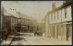 Fore Street, Pool, c.1910  Real photographic - publisher not stated [Tom Saunders, Pool] (not numbered)