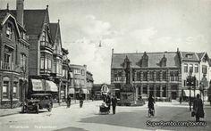 Plein Kerkstraat Hilversum