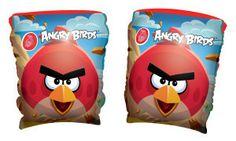 Uimakellukkeet Angry Birds, tai yksiväriset.