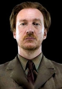 Remus Lupin, Harry Potter Series (played by David Thewlis) Lupin Harry Potter, Harry Potter Diy, Harry Potter Characters, Harry Potter Universal, Harry Potter World, Potter Box, Movie Characters, Remus Lupin, Big Hero 6