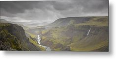 I photographed this image in Iceland at a location called Haifoss. Black And White Photography Portraits, Photography For Sale, Mountain Photography, Amazing Photography, Landscape Photography, Portrait Photography, Art Prints For Sale, Art Sites, Photos For Sale