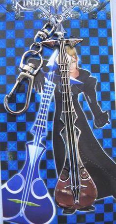 Kingdom Hearts Keychain KHKY2580