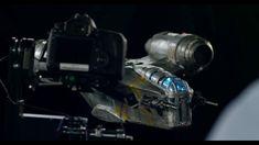 How ILM Made The Mandalorian's Razor Crest Motion-Controlled Miniature!