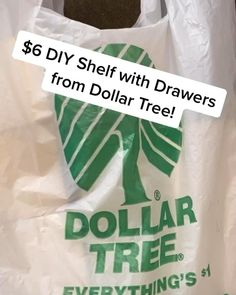 Dollar Tree Finds, Dollar Tree Decor, Dollar Tree Crafts, Diy Crafts For Home Decor, Diy Crafts Hacks, Creative Crafts, Dollar Store Hacks, Dollar Stores, Dollar Tree Organization