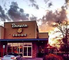 Panera Bread. Taken and edited by me on iPhone 5 in Waco, TX.