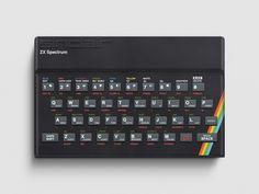 ZX Spectrum - now this brings back memories...