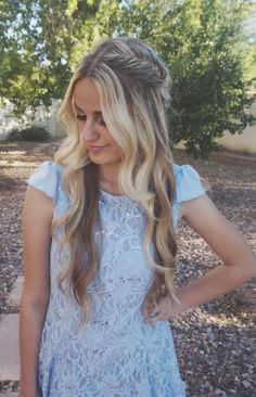 Hair by Taylee: Four Tips to Perfect Prom Hair.