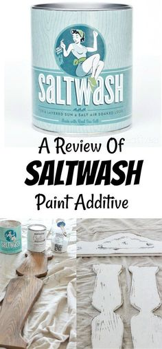 Saltwash paint addit