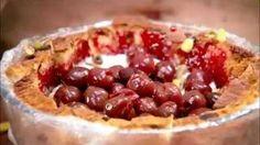 Jamie Oliver's Winter Pudding Bombe, via YouTube.