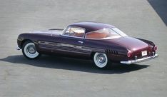 Rita Hayworth's 1953 Ghia Built Cadillac Commissioned By Her Husband Aly Khan . Cadillac, Retro Cars, Vintage Cars, American Classic Cars, Us Cars, Unique Cars, Automotive Design, Amazing Cars, Car Pictures
