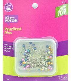 3-Pack Bulk Buy Dritz Ball Point Pins Size 17 350//Pkg 12