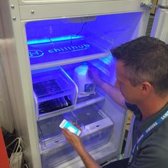 Chillhub Ubuntu smart refrigerator