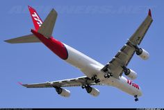 TAM Airlines - Airbus A340-500 PT-MSL''