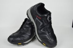 Red Wing Steel Toe Work Athletic Shoes  Men 12 EE 6640 BOA Lace-Up System EUC #RedWing #WorkSafety