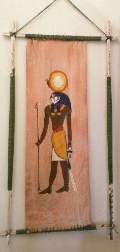 Ra - the sun God