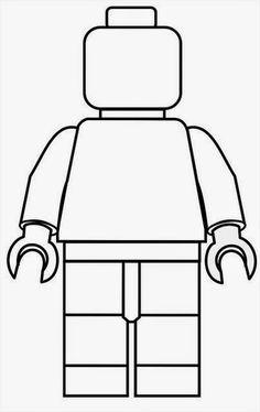 Lego Theme - Pin the . on the Lego man? Lots of free Lego printables here Lego Ninjago, Lego Duplo, Lego Minifigure, Ninjago Party, Ninjago Games, Ninjago Kai, Lego Party Games, Lego Parties, Game Party
