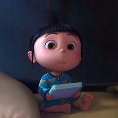 Agnès cute cartoon pictures, agnes despicable me и disney wa