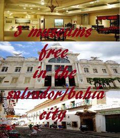 see more: http://vanezacomz.blogspot.com.br/2015/03/3-museus-gratuitos-em-salvador-que.html