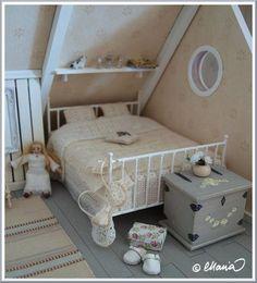 Maria's Miniatures: Dollhouse Välitalo