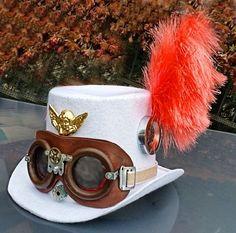 Catawiki, pagina di aste on line  steampunk top hat