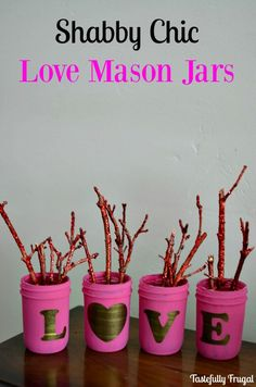 Shabby Chic Love Mas