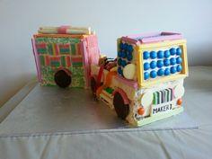 Mister Maker Mobile 3rd Birthday Cake