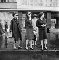 photos by Erwin Volkov Москва, 1950