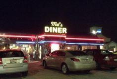 14 Awesome Diners in Nebraska.... 12. Mel's Diner, Fremont
