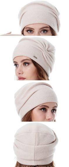 New Hat Cloche Pattern Fleece Ideas Turbans, Turban Hat, Beanie Hats, Beanies, Knitted Hats, Crochet Hats, Modelos Fashion, Fleece Hats, Hat Crafts