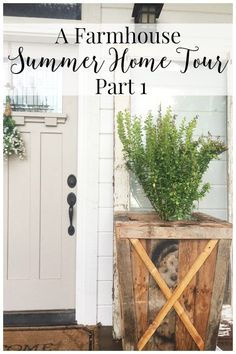 A Farmhouse Summer H