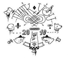 Julio Zukerman / REDSHOE • 2010 — Designspiration