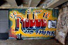Banksy vs Robbo  www.tuxboard.com/...