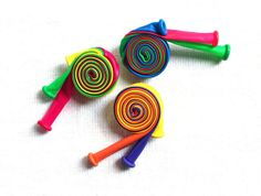 MULTICOLORED BALLOONS BROOCH. Multicolor balloons by Nokike, €16.00