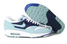 Womens Nike Air Max 1 White Mint Candy Obsidian Shoes