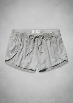 Abercrombie Knit Shorts