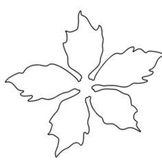 Tutorial per realizzare una ghirlanda di fiori di feltro - NellEssenziale