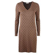 Pocket Dress Nut Taupe von KD Klaus Dilkrath #kdklausdilkrath #kd #dilkrath  #kd12 #outfit