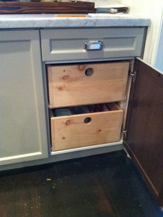 How to Add Drawer Runners to Old Dressers | Drawer runners ...