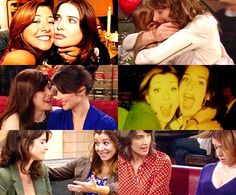Robin and Lily - #HIMYM