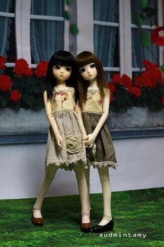Lovelydoll : Dami&Yumi.