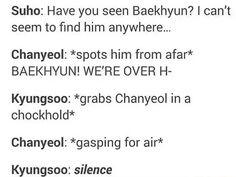How EXO lost Baekhyun