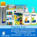 Buy the Blue Angel Powder, Red Squish-n-Squeeze Jellybubbles, Green Surfs-Up, Pink Body Doodler and Blitz Hand Sanitiser for the regular price of and get FREE a Marula Shower Gel [save Acorn Kids, Surfs Up, Free Ebooks, Personal Care, Education, Writing, Fun, Self Care, Personal Hygiene