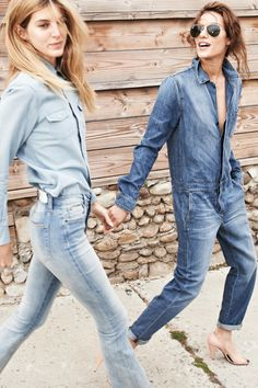 Joe's Jeans Relaxed Jumpsuits