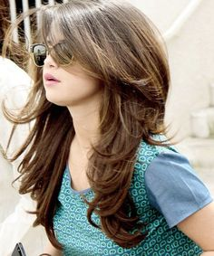 Long Layered Hairstyles For Girls 2017.