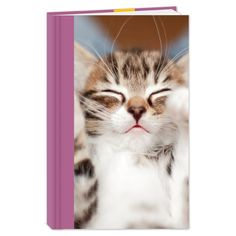 Cats Protection A5 Notebook