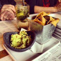 Day #91 - family trip to @Wahaca for post-graduation celebrations, starting with tortillas & fresh guacamole
