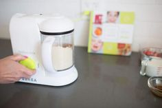 Babycook Macarons, Baby Cooking, Kitchen Appliances, Recipe Books, Food Processor, Food Items, Food, Diy Kitchen Appliances, Home Appliances