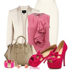 Work it, created by cw21013 on Polyvore